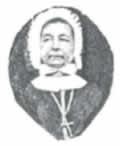 Sr M. Genevieve, Marie Francoise BERTHOLLIER   (1864-1938)