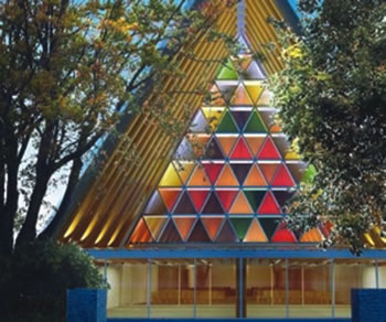 Christchurch 'cardboard' Cathedral