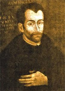 Fr Antonio  de Andrade sj