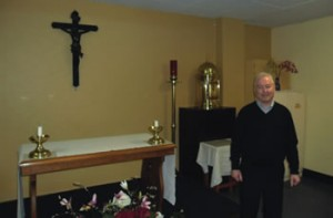 Fr Barry Scannell sm