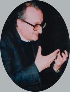 Fr Jean Coste sm, Society of Mary historian