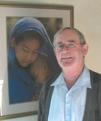 Fr Bernard Carney sm