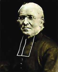 Fr Victor  Poupinel SM. (In charge of Pacific Missions)