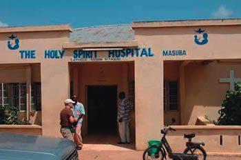 The Holy Spirit Hospital Mateni Sierra Leone
