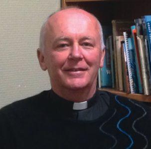 Fr Carl Telford sm