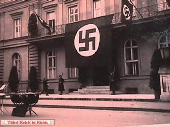 Third Reich H Q  Munich