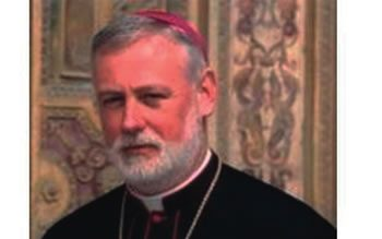 Archbishop Paul Gallagher