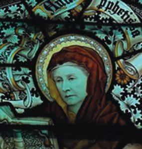 Anna daughter of Phanuel