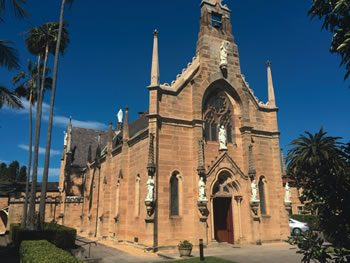 Church of the Holy Name of Mary, Hunters Hill