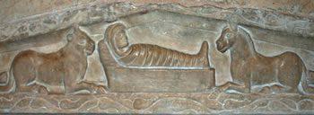 Milan Crib 385 AD