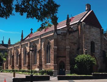Holy Trinity Garrison Church