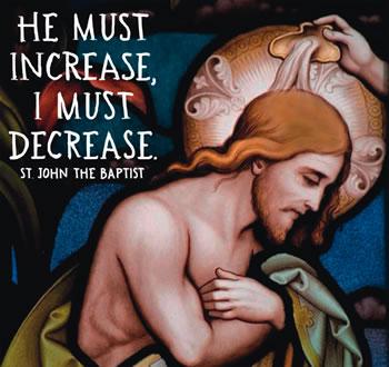 John Baptist - Mullins article