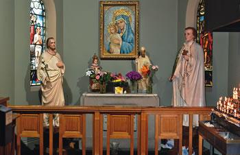St Pats Chapel