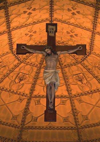 St Pats Cross