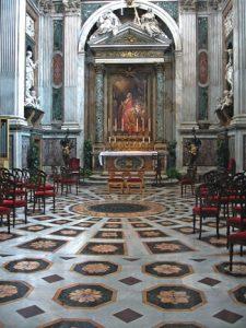 Papal Chapel