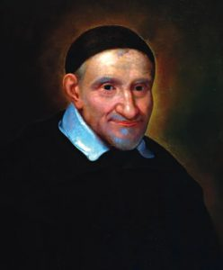 St Vincent de Paul by Simon François de Tours