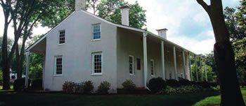 Seton heritage stone house