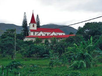 St Louis Parish Church, New Caledonia