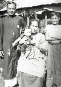 Petero Reni & Matalena Kamo, c. 1935