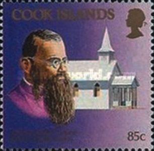 Fr Bernardin Castanié ss.cc, Founder of the Cook Islands' Catholic Mission