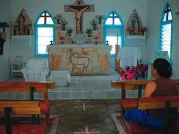 St Peter the Apostle's Church, Pukapuka