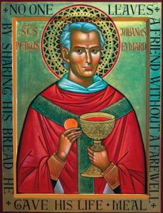 St Peter Julian Eymard,