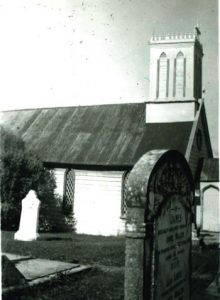 Howick Church, 1950s