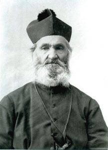 Fr Garin in later years