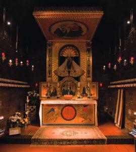 Holy House, Walsingham Anglican Shrine